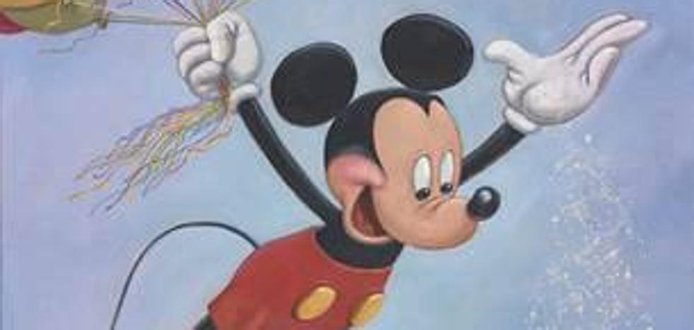 El armario de mickey mouse