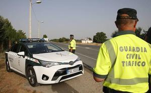 Detenido por conducir ebrio y con el permiso retirado en Ávila