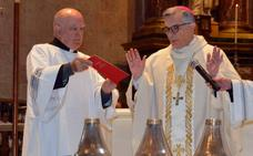 «La Catedral de Segovia es un pozo sin fondo», afirma el nuevo deán