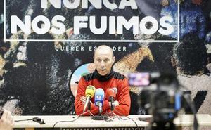 Calderón se estrena en el Helmántico al mando de un Salamanca CF UDS «con mucho hambre y ganas»