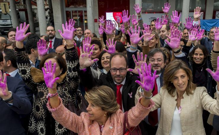 Día Mundial Contra el Cáncer de Mama en Valladolid
