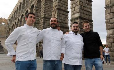 Segovianos a la conquista de la cocina nacional