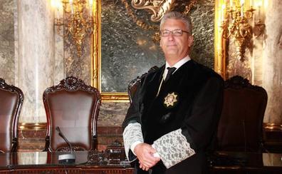 El hombre de Lesmes que entró por la 'puerta trasera' del Supremo
