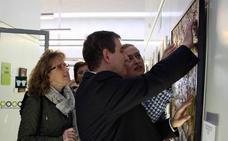 La pérdida de visión de cuatro artistas reflejada en una exposición