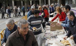 El pan, como el mejor recuerdo de Palencia