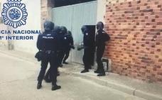 Registro en Palencia por los disturbios de la cumbre del G-20 en Hamburgo