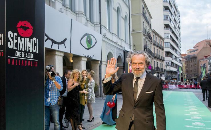 José Coronado inaugura la 63 Seminci con la película 'Tu hijo'