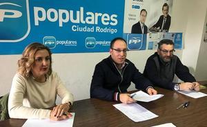 El PP de Ciudad Rodrigo defenderá una moción en favor de las listas más votadas