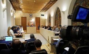 PPy Cs refuerzan su alianza para aprobar las ordenanzas y plantar cara a Ganemos