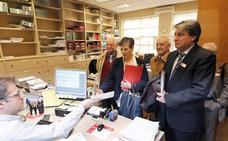 Salvar el Archivo de Salamanca solicita la comparecencia del ministro de Cultura en el Senado