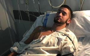 Pere Sureda recibe el alta pero será baja indefinida en La Antigua CB Tormes tras su taquicardia