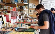 Salamanca abre su Feria del Libro Antiguo y de Ocasión