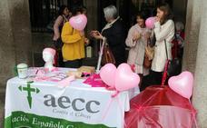 Aumentan los diagnósticos de cáncer de mama en segovianas de avanzada edad