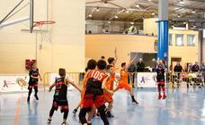 Fanatic Mini de baloncesto de Castilla y León en Salamanca