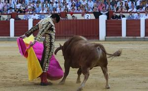 Las corridas de toros y las novilladas caen en diez años el 61% y pasan de 82 a solo 32 en Valladolid