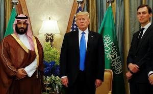 Objetivo: blindar al heredero saudí