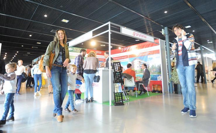 La Feria Inmobiliaria de Valladolid 2018 (FIVA) se despide hasta el año que viene