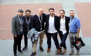 El Teatro Zorrilla acoge el talento de los creadores castellanos y leoneses de cortometrajes