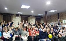 Homenaje sorpresa a Luis Felipe Comendador en Candelario