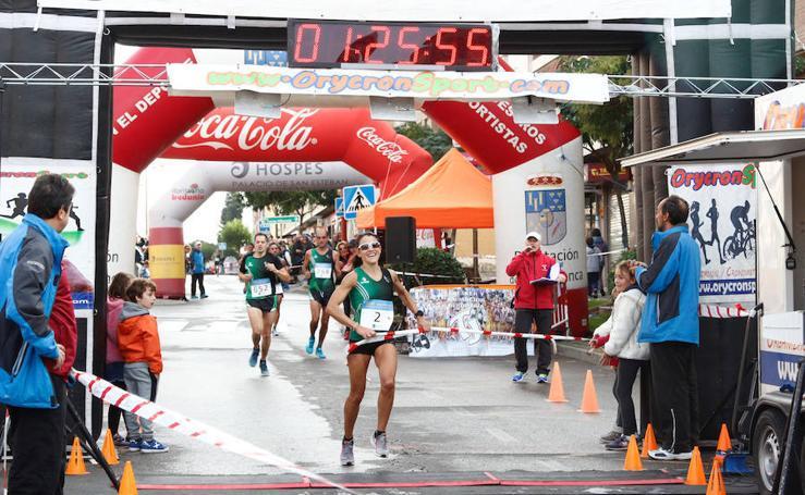 Media Maratón de la Diputación de Salamanca