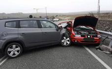 Seis personas han perdido la vida en las carreteras de Segovia este 2018