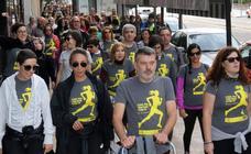 Segovia se echa a la calle por el Banco de Alimentos