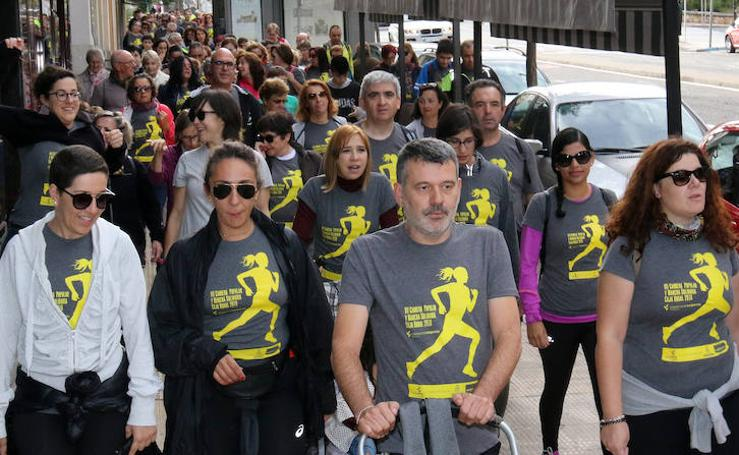 Segovia se echa a la calle por el Banco de Alimentos (1)