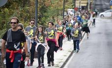 Segovia se echa a la calle por el Banco de Alimentos (4)