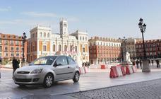 El aparcamiento de la Plaza Mayor de Valladolid cierra desde hoy hasta marzo
