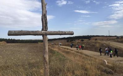 De peregrinaje por el camino de San Frutos