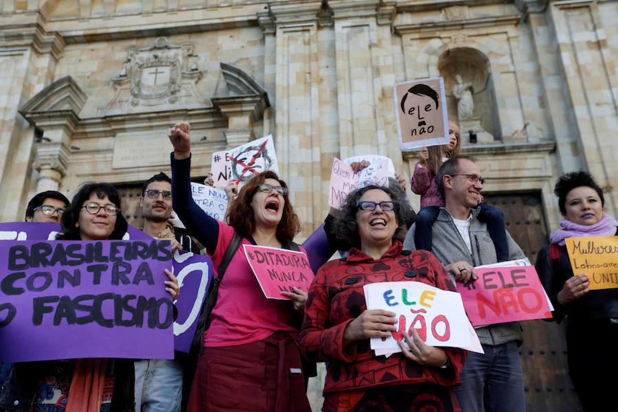 La justicia brasileña abandona a Haddad