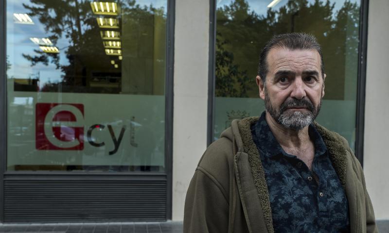 El parado de Valladolid que ganó la sentencia sobre el umbral de pobreza lucha para que se cumpla