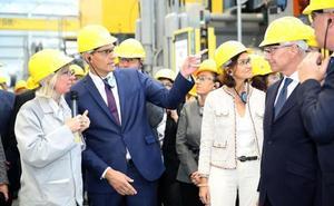 La plantilla y la producción de la nueva fundición de aluminio de Renault se duplicará en 2019