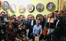 Liberalia rinde homenaje al poeta zamorano León Felipe en el 50 aniversario de su fallecimiento