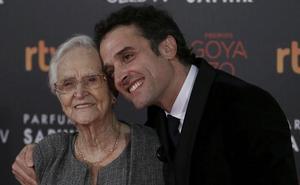 Muere la abulense Antonia Guzmán, abuela del actor Daniel Guzmán y nominada a un Goya