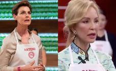 Antonia Dell'Atte y Carmen Lomana se vuelven a enfrentar