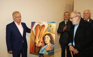 Los pies del Crucificado y la Magdalena anunciarán la Semana Santa de Palencia