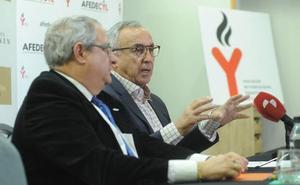 Alejando Blanco visita Valladolid para «escuchar a la gente que trabaja en el deporte día a día»