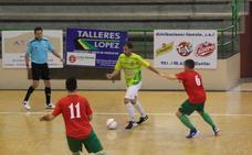 El FS Mariano Rico Cuéllar sigue sin ganar