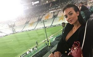 Georgina Rodríguez bromea con su cambio de 'look'