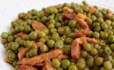 El guisante, la legumbre que quiso ser verdura