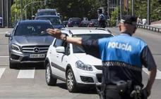 La policía detiene a dos hombres en menos de tres horas por agredir a sus parejas en Valladolid