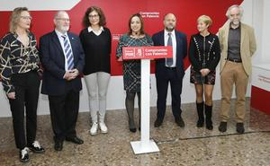 El PSOE de Palencia reclama un recargo para casas vacías y que no se suprima la licencia de apertura