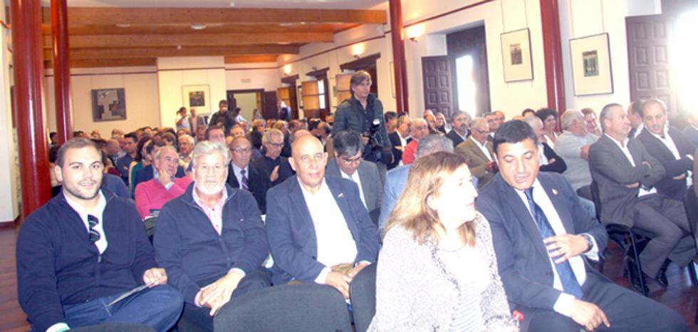Silvia Clemente apuesta en Arévalo por una estrategia frente a la despoblación que tenga en cuenta las potencialidades de cada territorio