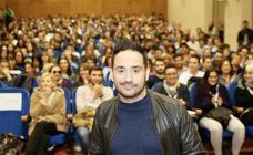 Clase magistral de Juan Antonio Bayona en la Universidad de Valladolid