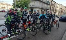 La 'Jamountain Bike' llega a su tercera edición este domingo en Guijuelo con récord de ciclistas
