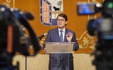 Mañueco plantará cara al Gobierno en los tribunales si salen más fondos del Archivo