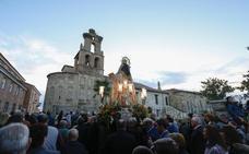 La entrada en clausura de Santa Teresa cierra dos semanas de fiestas en Alba de Tormes