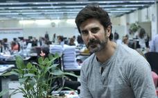 Hernán Zin, exreportero de guerra y director: «Con 'Morir para contar' encontré respuestas a mis propios traumas»