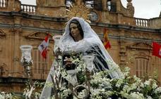 Nuestra Señora de la Soledad saldrá este domingo en procesión extraordinaria